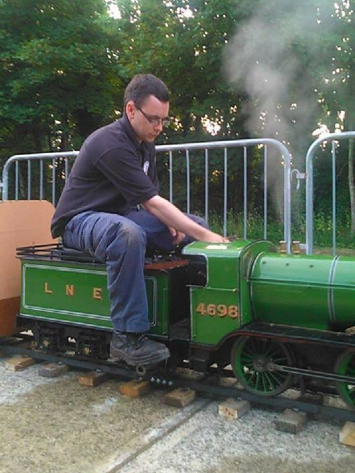 top field light railway k2 rob