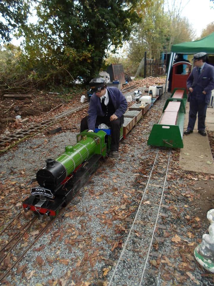 top field light railway k2 goods