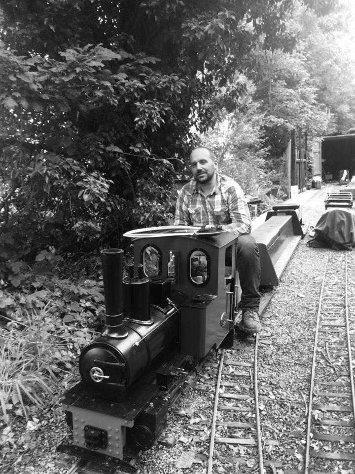 top field light railway at minaiture mayhem gala feldbahn 2019