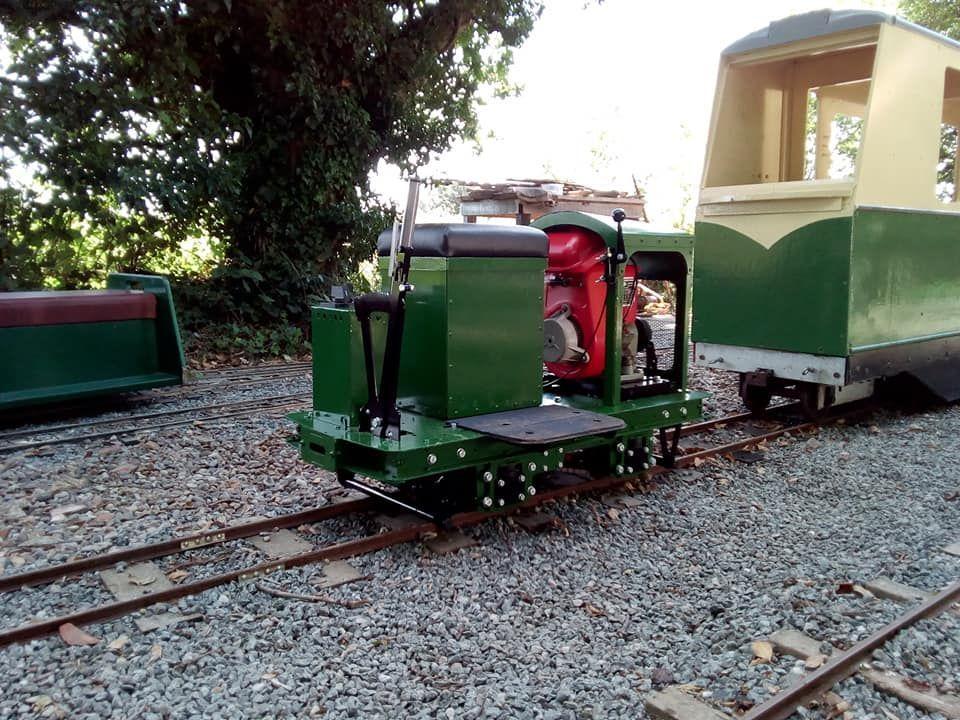 top field light railway scamp