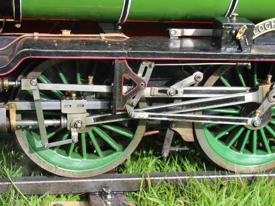 top field light railway k2 motion