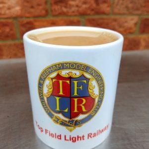 Top Field Light Railway MUG